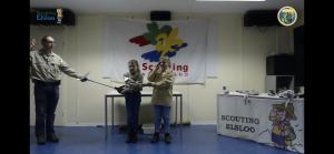 Installatie Scouts 2020 coronaproof